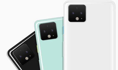 Google Pixel 4 and XL
