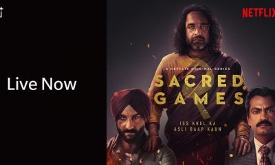 Oneplus Invited Oneplus Users Special Screening of Sacred Games Season 2 By Netflix